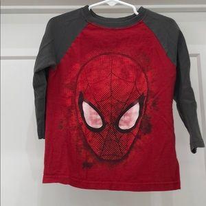 Disney store Spider-Man T-shirt
